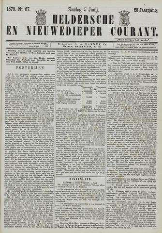Heldersche en Nieuwedieper Courant 1870-06-05
