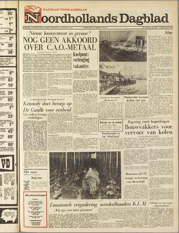 Noordhollands Dagblad : dagblad voor Alkmaar en omgeving 1963-01-25