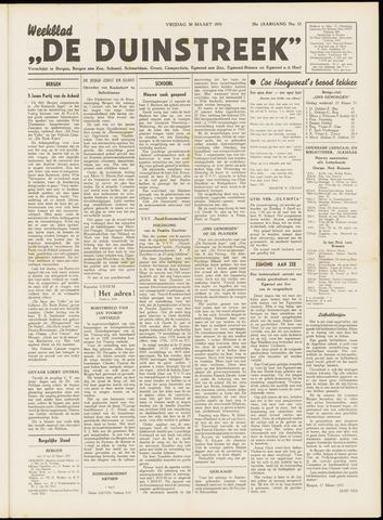 De Duinstreek 1951-03-30