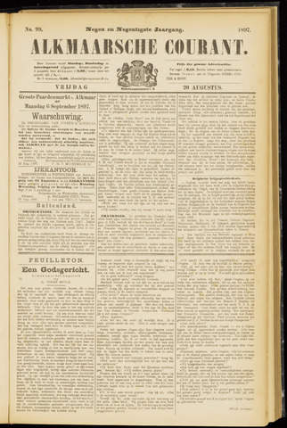 Alkmaarsche Courant 1897-08-20