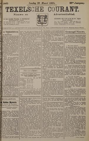 Texelsche Courant 1915-03-28