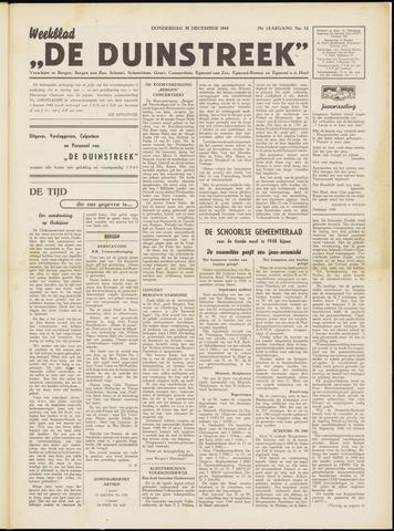 De Duinstreek 1948-12-30