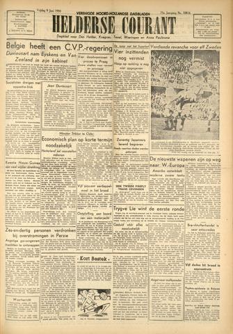 Heldersche Courant 1950-06-09
