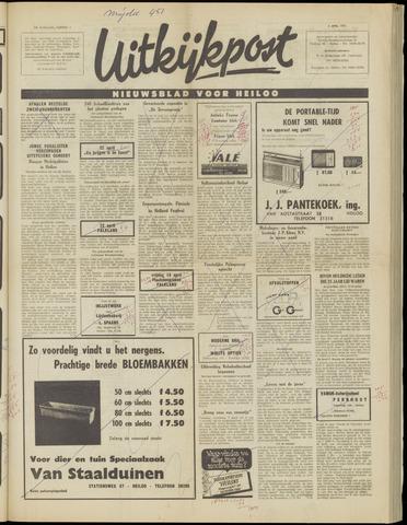 Uitkijkpost : nieuwsblad voor Heiloo e.o. 1972-04-05