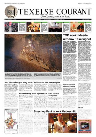 Texelsche Courant 2012-11-13
