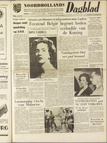 Noordhollands Dagblad : dagblad voor Alkmaar en omgeving 1960-09-17