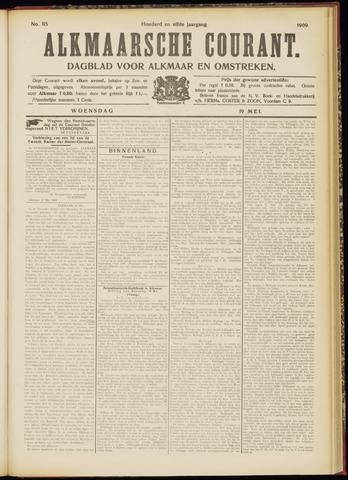 Alkmaarsche Courant 1909-05-19