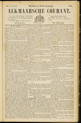 Alkmaarsche Courant 1901-01-20