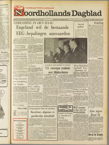 Noordhollands Dagblad : dagblad voor Alkmaar en omgeving 1967-07-05