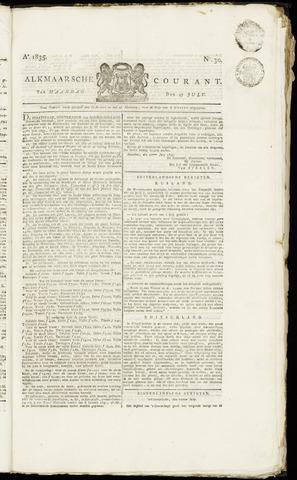 Alkmaarsche Courant 1835-07-27