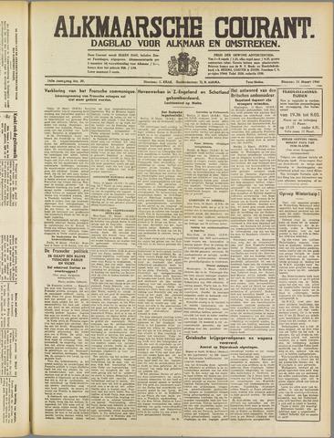 Alkmaarsche Courant 1941-03-11