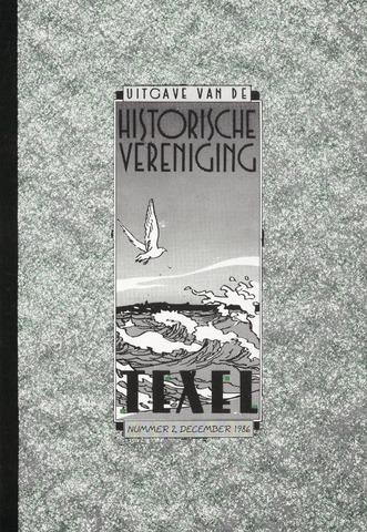 Uitgave Historische Vereniging Texel 1986-12-02