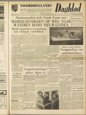 Noordhollands Dagblad : dagblad voor Alkmaar en omgeving 1962-03-28