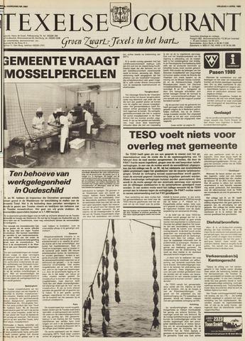Texelsche Courant 1980-04-04