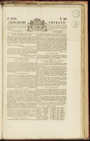 Alkmaarsche Courant 1844-12-09
