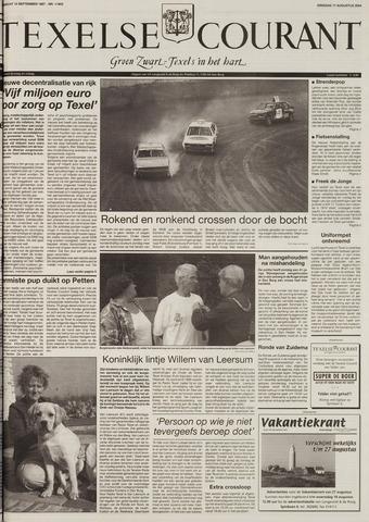 Texelsche Courant 2004-08-17