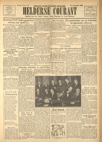 Heldersche Courant 1949-12-10