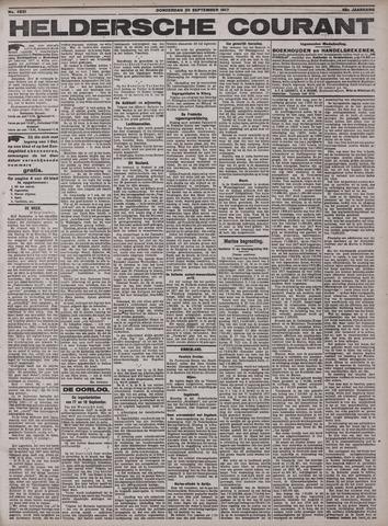 Heldersche Courant 1917-09-20