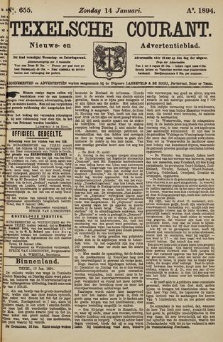 Texelsche Courant 1894-01-14