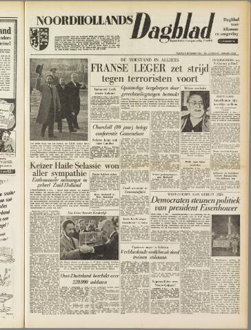 Noordhollands Dagblad : dagblad voor Alkmaar en omgeving 1954-11-05