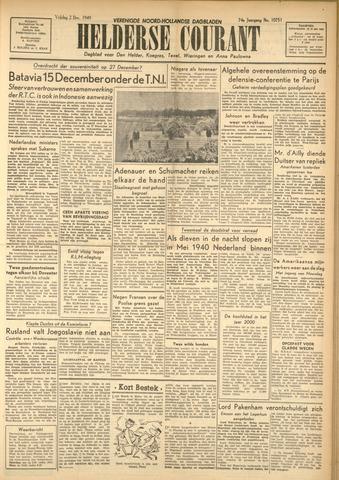 Heldersche Courant 1949-12-02
