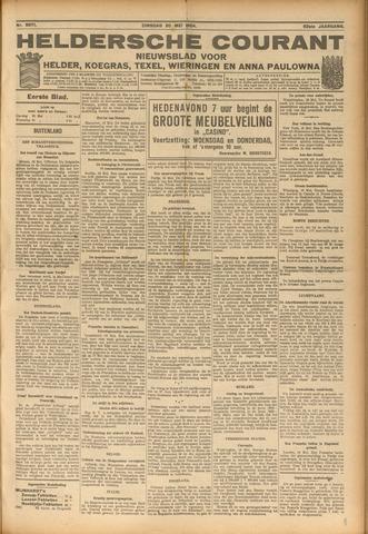 Heldersche Courant 1924-05-20