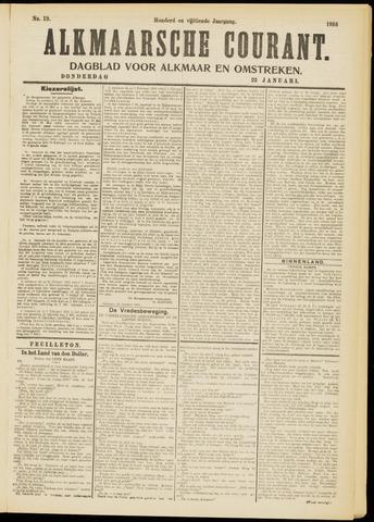 Alkmaarsche Courant 1913-01-23