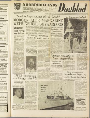 Noordhollands Dagblad : dagblad voor Alkmaar en omgeving 1960-09-12