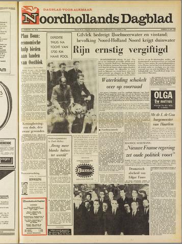 Noordhollands Dagblad : dagblad voor Alkmaar en omgeving 1969-06-24