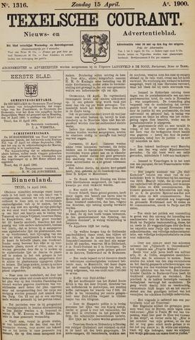 Texelsche Courant 1900-04-15