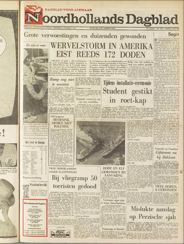Noordhollands Dagblad : dagblad voor Alkmaar en omgeving 1965-04-12