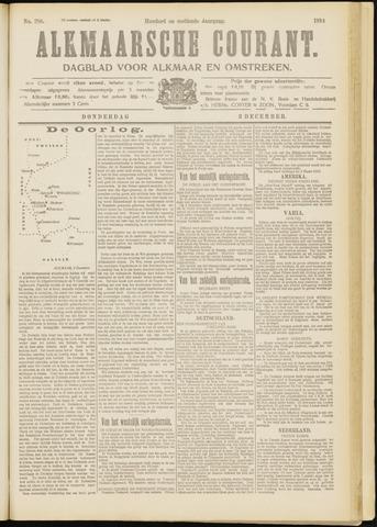 Alkmaarsche Courant 1914-12-03