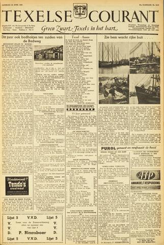 Texelsche Courant 1950-04-22