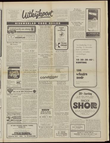 Uitkijkpost : nieuwsblad voor Heiloo e.o. 1974-11-13
