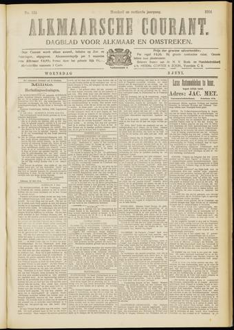 Alkmaarsche Courant 1914-06-03