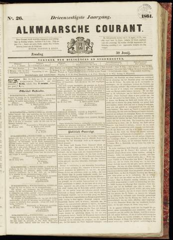 Alkmaarsche Courant 1861-06-30