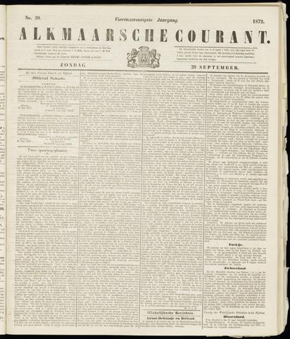 Alkmaarsche Courant 1872-09-29