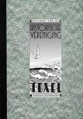 Uitgave Historische Vereniging Texel 2003-12-01