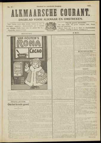 Alkmaarsche Courant 1912-05-21