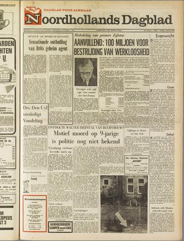 Noordhollands Dagblad : dagblad voor Alkmaar en omgeving 1967-02-04