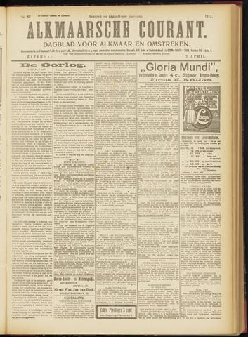 Alkmaarsche Courant 1917-04-07