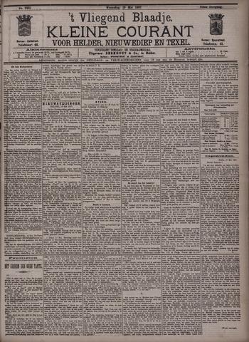 Vliegend blaadje : nieuws- en advertentiebode voor Den Helder 1897-05-19