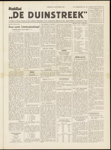 De Duinstreek 1952-10-10