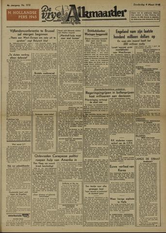 De Vrije Alkmaarder 1948-03-04
