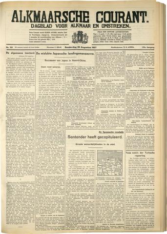 Alkmaarsche Courant 1937-08-26