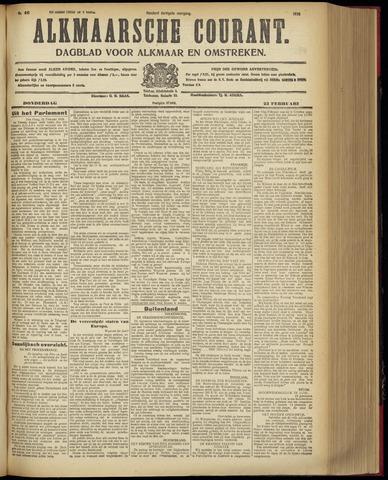 Alkmaarsche Courant 1928-02-23
