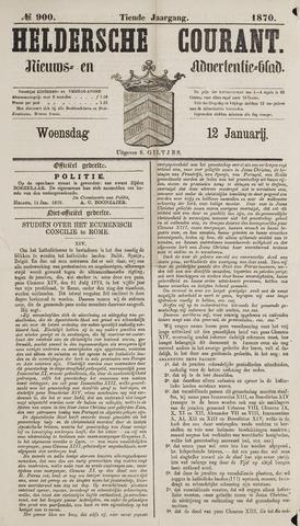 Heldersche Courant 1870-01-12