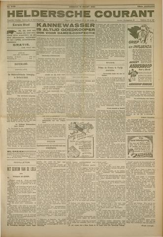 Heldersche Courant 1930-03-18