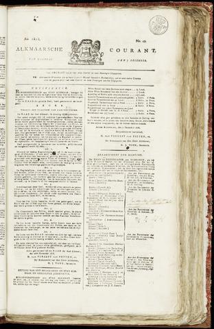 Alkmaarsche Courant 1818-12-07