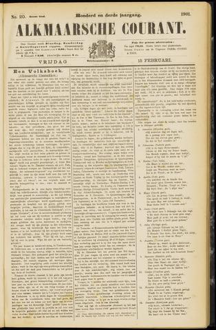 Alkmaarsche Courant 1901-02-15